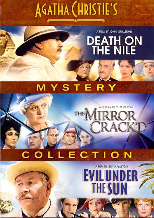 AGATHA CHRISTIE MYSTERIES COLLECTION BY LANSBURY,ANGELA (DVD)